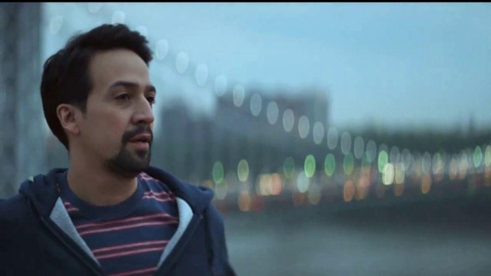 American Express TV Commercial, 'El futuro' con Lin-Manuel Mirand