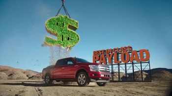 Ford Truck Month TV Spot, 'Here's How It Works: 2018 F-150' [T2] - 97 commercial airings