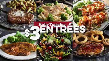 Ruby Tuesday $3 Entrées TV Spot, 'Garden Bar Purchase' Featuring Rachel Dratch - Thumbnail 10