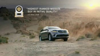 2019 Kia Sorento TV Spot, 'Ready to Be Conquered' [T1] - Thumbnail 4