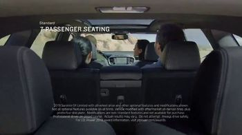 2019 Kia Sorento TV Spot, 'Ready to Be Conquered' [T1] - Thumbnail 5