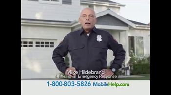 MobileHelp TV Spot, \'Firefighter\'