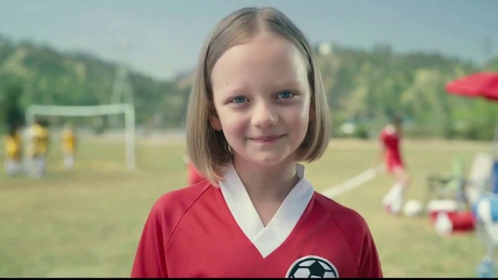 Jif Power Ups TV Commercial, 'Soccer Snack'