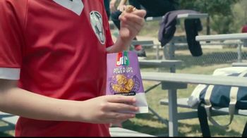 Jif Power Ups TV Spot, 'Soccer Snack'