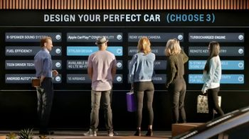 2018 Chevrolet Cruze and Malibu TV Spot, 'All of the Features' [T2]