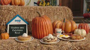 IHOP Fall Pancakes TV Spot, 'Calabaza' - Thumbnail 1