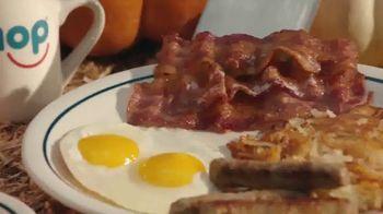 IHOP Fall Pancakes TV Spot, 'Calabaza' - Thumbnail 2