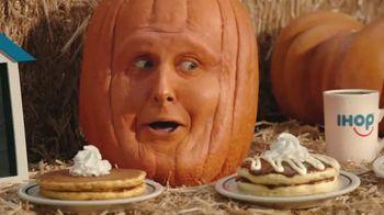 IHOP Fall Pancakes TV Spot, 'Calabaza'