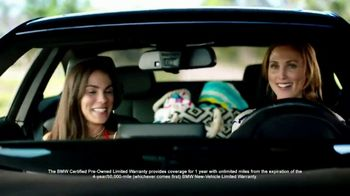 BMW Certified Pre-Owned TV Spot, 'A Certain Type' [T2] - 31 commercial airings