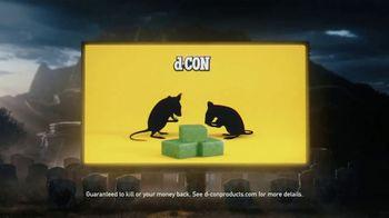 d-CON TV Spot, 'Guaranteed to Kill' - Thumbnail 10