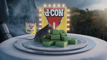 d-CON TV Spot, 'Guaranteed to Kill'