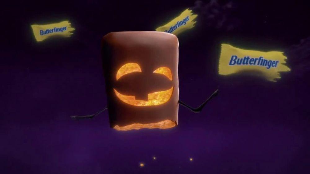 butterfinger tv commercial 2018 halloween ispottv