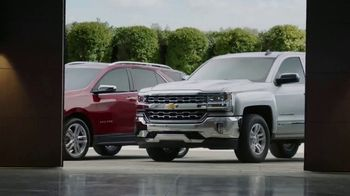 2018 Chevrolet Tahoe TV Spot, 'That's My Chevy' [T2] - Thumbnail 4