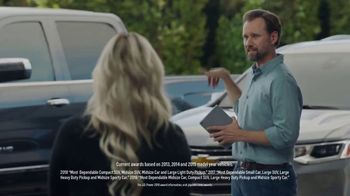 2018 Chevrolet Tahoe TV Spot, 'That's My Chevy' [T2] - Thumbnail 6
