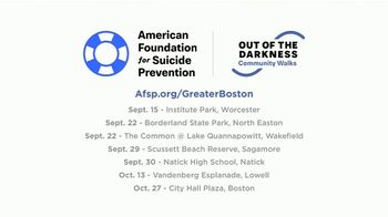 American Foundation for Suicide Prevention TV Spot, '2018 Walk Locations' - Thumbnail 8
