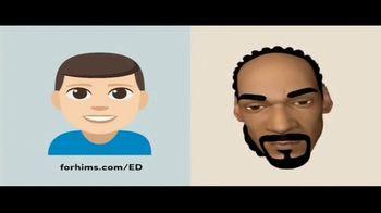 Hims TV Spot, 'Make It Optional: $5' Featuring Snoop Dogg