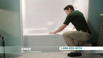 Bath Fitter TV Spot, 'Tough Customer' - Thumbnail 5
