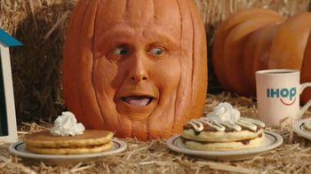 IHOP Fall Pancakes TV Spot, 'Pumpkin'