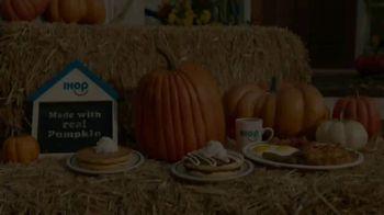 IHOP Fall Pancakes TV Spot, 'Pumpkin' - Thumbnail 1