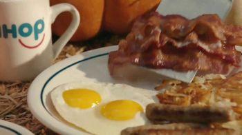 IHOP Fall Pancakes TV Spot, 'Pumpkin' - Thumbnail 2