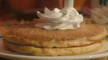 IHOP Fall Pancakes TV Spot, 'Pumpkin' - Thumbnail 4