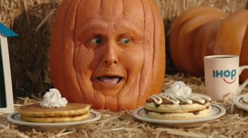 IHOP Fall Pancakes TV Spot, \'Pumpkin\'