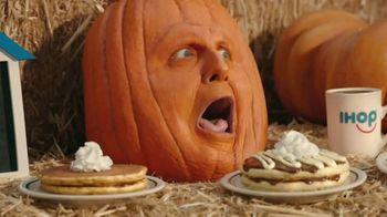 IHOP Fall Pancakes TV Spot, 'Pumpkin' - Thumbnail 8