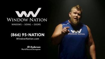 Window Nation TV Spot, 'Winter is Coming' Featuring JD Anderson - Thumbnail 10