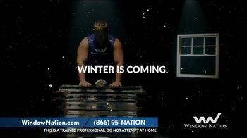 Window Nation TV Spot, 'Winter is Coming' Featuring JD Anderson - Thumbnail 2