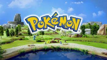 Pokémon Figures TV Spot, 'An Epic Battle' - Thumbnail 1