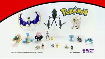 Pokémon Figures TV Spot, 'An Epic Battle' - Thumbnail 9