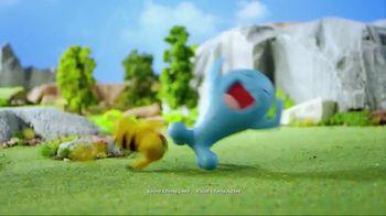 Pokémon Figures TV Spot, 'An Epic Battle' - Thumbnail 6