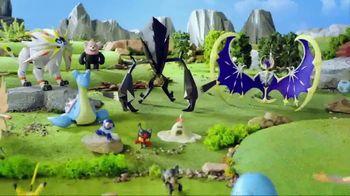 Pokémon Figures TV Spot, 'An Epic Battle' - Thumbnail 8