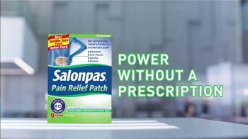 Salonpas Pain Relief Patch Large TV Spot, 'Reliable Power' - Thumbnail 8
