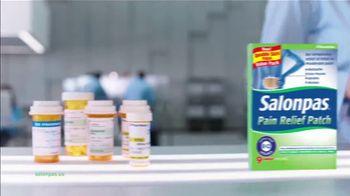 Salonpas Pain Relief Patch Large TV Spot, 'Reliable Power' - Thumbnail 3