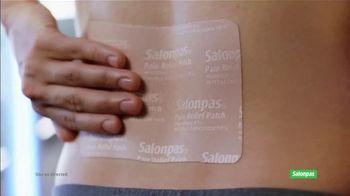 Salonpas Pain Relief Patch Large TV Spot, 'Reliable Power' - Thumbnail 5