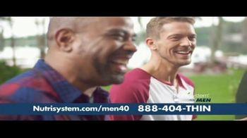 Nutrisystem for Men TV Spot, 'It's Your Time'
