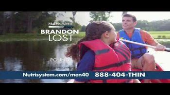 Nutrisystem for Men TV Spot, 'It's Your Time' - Thumbnail 1