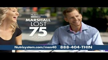 Nutrisystem for Men TV Spot, 'It's Your Time' - Thumbnail 3