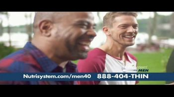 Nutrisystem for Men TV Spot, 'It's Your Time'