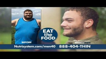 Nutrisystem for Men TV Spot, 'It's Your Time' - Thumbnail 8
