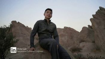 LinkedIn TV Spot, 'In It to Explore: Victor Luo' - Thumbnail 9