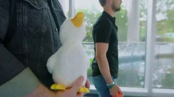 Aflac TV Spot, 'My Special Aflac Duck' Featuring Chris Young, Chase Bryant - Thumbnail 5
