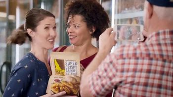 Lamb Weston Crispy Potato Puffs TV Spot, 'Celebrity' - Thumbnail 8