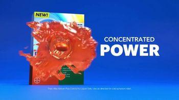 Alka-Seltzer Plus Maximum Strength Day & Night Cold & Flu Powermax Gels TV Spot, 'My Cold' - Thumbnail 8