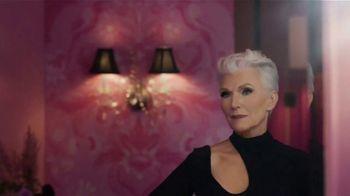 CoverGirl + Olay Simply Ageless Foundation TV Spot, '¿A qué edad?' con Maye Musk [Spanish] - Thumbnail 4