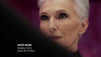 CoverGirl + Olay Simply Ageless Foundation TV Spot, '¿A qué edad?' con Maye Musk [Spanish] - Thumbnail 5
