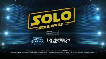 DIRECTV Cinema TV Spot, 'Solo: A Star Wars Story' - Thumbnail 10