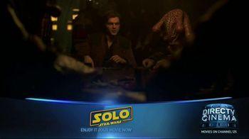 DIRECTV Cinema TV Spot, 'Solo: A Star Wars Story' - Thumbnail 2