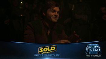 DIRECTV Cinema TV Spot, 'Solo: A Star Wars Story' - Thumbnail 3